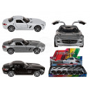 Modelauto met frictie motor, Mercedes-Benz SLS AM