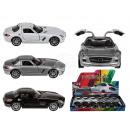 wholesale Models & Vehicles: Model car with  friction motor, Mercedes-Benz SLS A