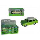 wholesale Models & Vehicles: Model car, Trabant  601, metal with plastic, ca. 7