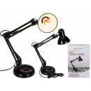 Black metal desk lamp I