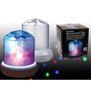 Rotating Party Light with 3-color LED, Starli