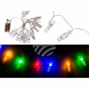 wholesale Light Garlands: Fairy lights, photo clips, with 16 LED