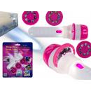 -Projektions Taschenlampe mit 24 Einhornmotiven
