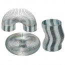 Großhandel Geschenkartikel & Papeterie: Metallspirale, ca. 11 cm, im Geschenkkarton
