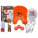 Toiletten-Basketball-Set, 7-teilig, ca 26 cm