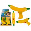 Großhandel Outdoor-Spielzeug:-Kunststoff Wasserpistole, Banane, ca. 19 cm