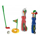 grossiste Articles Cadeaux: Set de golf en  matière plastique, 9 pièces (crosse