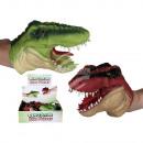 mayorista Juguetes: marioneta de mano de plástico, dinosaurios, de uno