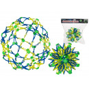 Plastic ball, Magic, variable size (about 17 - 3