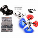 Remote-controlled 4-channel Quadrocopter, Mini Dro
