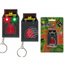 Lie detector (jokes) with sound, 2 LED & M