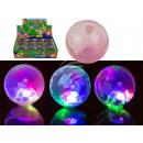 Wasser-Springball, mit LED, ca. 6,5 cm