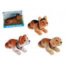 wholesale Dolls &Plush: Nodding Dog, ca. 16,5 cm, 3 ass.