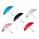 Umbrella, Transparent I, D: ca. 83 cm, 5 colours a