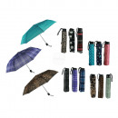 Pocket umbrella, D: ca. 87 cm, 12 ass.