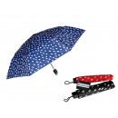 Taschen-Regenschirm, Punkte, D: ca. 87 cm