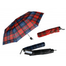 hurtownia Torby & artykuly podrozne: Kieszonkowy parasol, Karo, D: ok 87 cm, 4 razy
