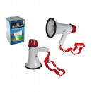 Fan Megaphone with 2 functions (language & song) m