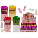 wholesale Erotic-Accessories: Penis Candy, 18 g per pack, 4 colours ass., 48 pcs