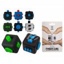 Kunststoff-Finger-Cube, ca. 3,5 x 3,5 cm