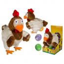 Singing & Eggs Understanding Plush chicken, ab
