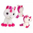 Plush unicorn, ca. 15 cm