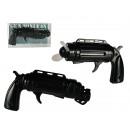 wholesale Air Conditioning Units & Ventilators: Mini fan, Gun, ca.  16 x 9 cm, for 2 micro batterie