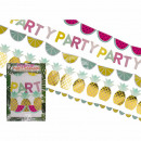 Garland, Tropical Party