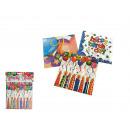 Servilletas de papel, Feliz cumpleaños, ca. 33 x 3