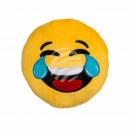 Plüsch-Kissen, Laughing Emotion, ca. 20 cm
