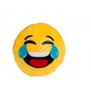 nagyker Párnák és takarók: Plüss -Párnák, Laughing Emotion, körülbelül 30 cm