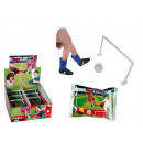 Finger football game with goal, 1 pairs of finger