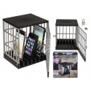 Black / Gray Cellphone Prison