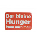 -Melamin  Frühstücksbrett,  Der kleine Hunger, ...