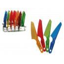 grossiste Cadeaux et papeterie: Couteau en matière  plastique pour légumes, avec la