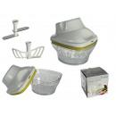 wholesale Kitchen Electrical Appliances: Plastic universal grinder, ca. 12 cm