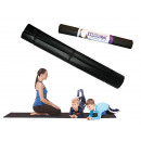 Yoga-Matte, ca. 185 x 183 x 0,6 cm