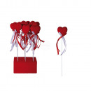 wholesale Electrical Installation: Plastic connector, red heart velvet red &
