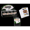 Playing Cards made of cardboard, Poker, 54 cards p