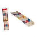 wholesale Parlor Games: Wooden Micado,  Jumbo, ca. 50 cm, 24 sticks in PVC