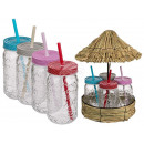 wholesale Drinking Glasses: Drinking glass, tiki style