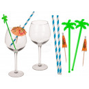 wholesale Drinking Glasses: Cocktail glass set, gin and tonic, with 2 ...