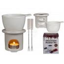 mayorista electromestico pequeño de cocina: fondue de chocolate de barro, horno, unos ...