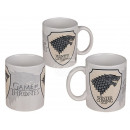 Ceramic Mug, Game of Thrones, for about 325 ml
