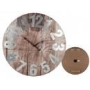 Orologio da parete in legno, Vintage IV, D: circa