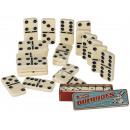 grossiste Jouets: Version jeu Domino 6, 28 pierres dans une boîte en