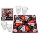Drinking game, spinning shot - Party Night, met 4