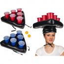 Großhandel Bälle & Schläger: Aufblasbare Mütze, Beer Pong Game