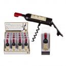 wholesale Food & Beverage: Corkscrew &  bottle opener, wine bottle, approx
