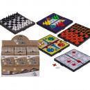 wholesale Parlor Games: Travel Games, Mini (Chess, Ludo, Lady, Halma
